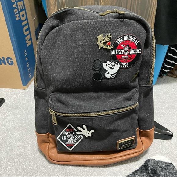 Loungefly Disney Mickey Backpack